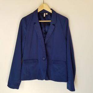 French Nordstrom Blazer with rollable sleeves XL
